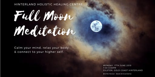 Full Moon Group Meditation