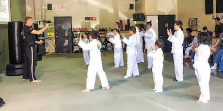 FREE Children's Beginner Martial Arts Workshop (Ages 5 - 12) tickets