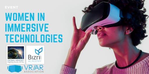 Women in Immersive Technologies