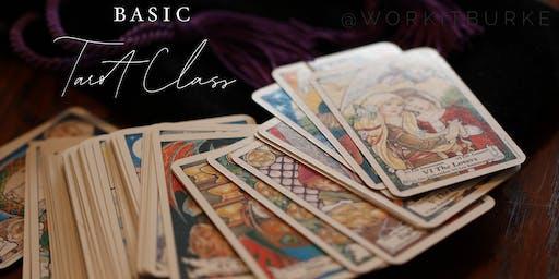 Basic Tarot Class