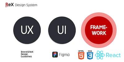Rex React UI Component / Rex CSS Framework - Introduction