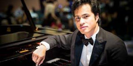 Hoang Pham Piano Recital tickets