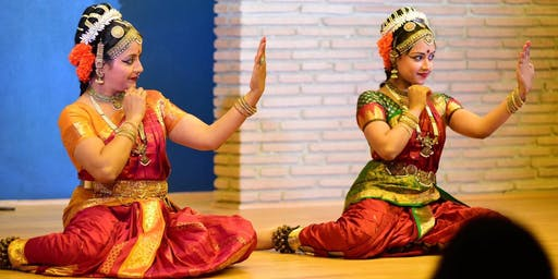 Kuchipudi Dance, Music, & Painting: A Mother-Daughter Show