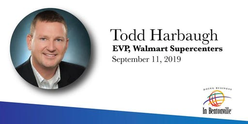 2019 Fall Speaker Series | featuring Todd Harbaugh