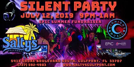 E.P.I.C. Summer Silent Party tickets