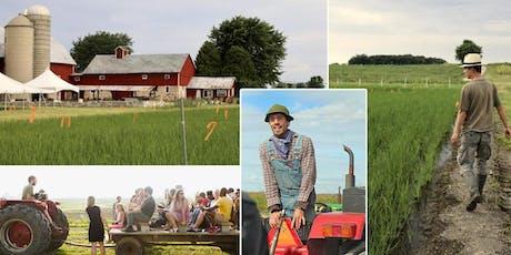 Tour of Fondy Farm @ Mequon Nature Preserve tickets