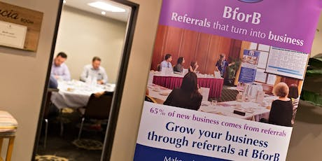 BforB Networking Wednesday Meeting Adelaide CBD tickets