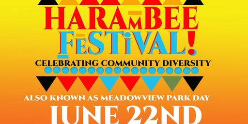 First Annual Harambee Festival