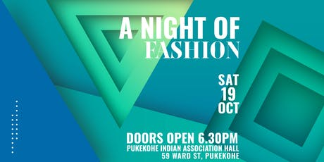 A Night of Fashion tickets