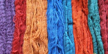 Dye Garden Workday & Natural Dye Workshop tickets