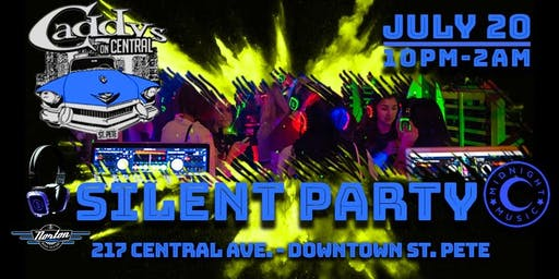 DTSP Silent Party