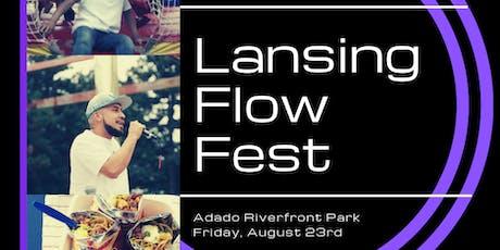 Lansing Flow Fest (Hip Hop Festival) tickets