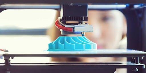 Learn 3D Printing - School Holiday Program