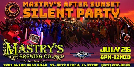 After Sunset Silent Party tickets