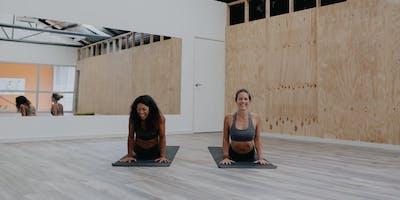 lululemon x Mana Winter Yoga Series