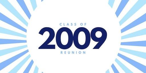 2009 SGCHS 10 YEAR REUNION