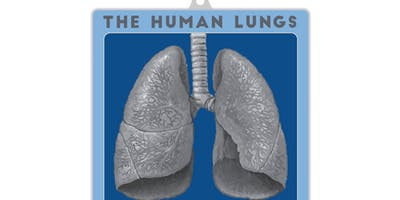 The Human Lungs 1 Mile, 5K, 10K, 13.1, 26.2- Houston