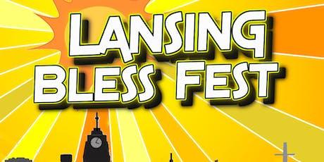 Lansing Bless Fest (Variety Concert Festival) tickets