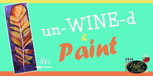 un-WINE-d & Paint