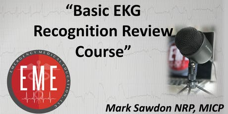 Basic EKG Recognition Review Course tickets