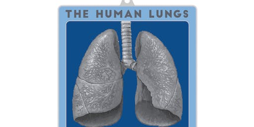 The Human Lungs 1 Mile, 5K, 10K, 13.1, 26.2- Alexandria