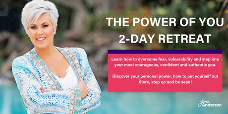 The Power of You Retreat - Gold Coast October 2019 tickets