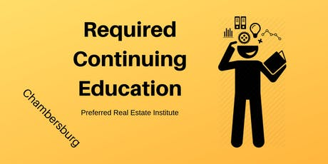 Required Continuing Education Classes tickets