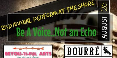 """Be A Voice""  BeYou Cabaret"