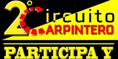 CIRCUITO CARPINTERO SEGUNDA EDICIÓN