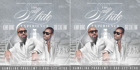 ALL WHITE FESTIVAL WEEKND KICKOFF HOSTED BY KING OF R&B TANK + KENNY BURNS  tickets