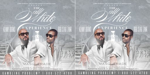 ALL WHITE FESTIVAL WEEKND KICKOFF HOSTED BY KING OF R&B TANK + KENNY BURNS