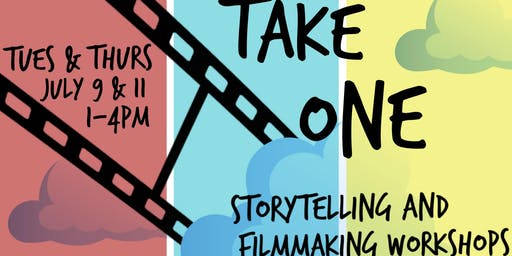 Take One: Storytelling and Filmmaking Workshops for Youth