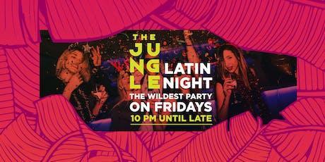 The Jungle - Latin Night tickets