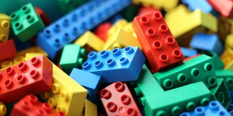 Space LEGO Building Challenge tickets