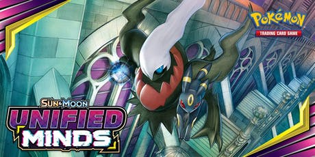Pokémon Unified Minds Pre-Release Event! tickets