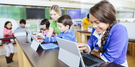 Beginner's Fun with Computers and Coding (Ages 6-8) tickets