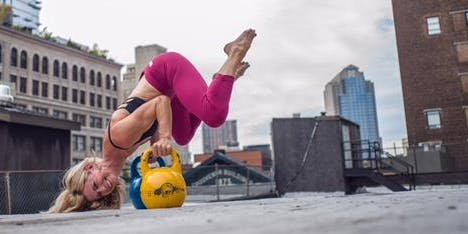 Kettlebell Kickboxing Pop Up Class is Coming To Calgary!