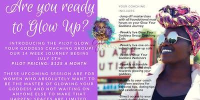 Glow Your Goddess Masterclass & Coaching Group