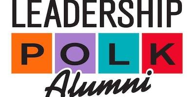 Night at the Ball Field with Leadership Polk Alumni