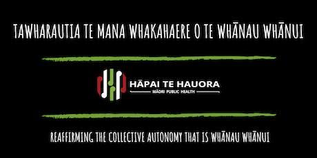 Whānau Whānui Hui-ā-tau tickets