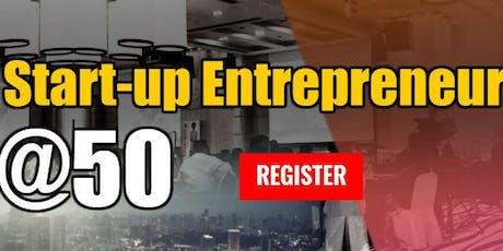 Startup Entrepreneur Seminar 2 tickets