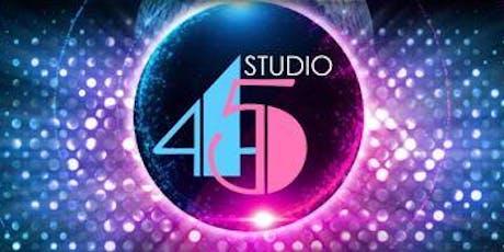 Studio45 tickets