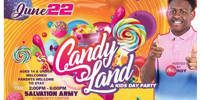 CANDY LAND: A KIDS DAY PARTY