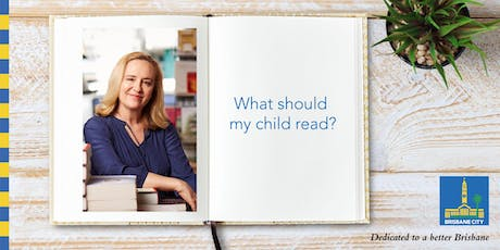 What should my child read? - Garden City Library tickets