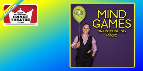 MIND GAMES: Brain-Bending Magic tickets