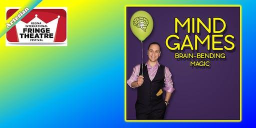 MIND GAMES: Brain-Bending Magic
