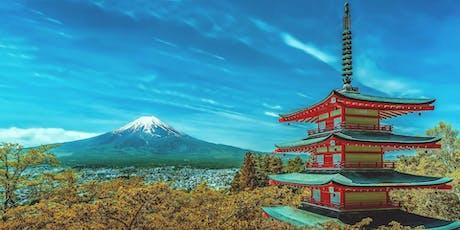 Japanese Travel Conversation Class in Brisbane City-Intensive tickets