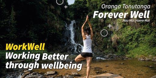 Whakatohea WorkWell Wellness Launch