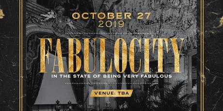 FABULOCITY  tickets
