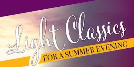 Light Classics for a Summer Evening - Kelowna tickets